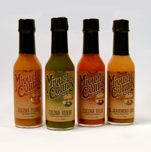 Miguel Colina's Hot Sauce Co.