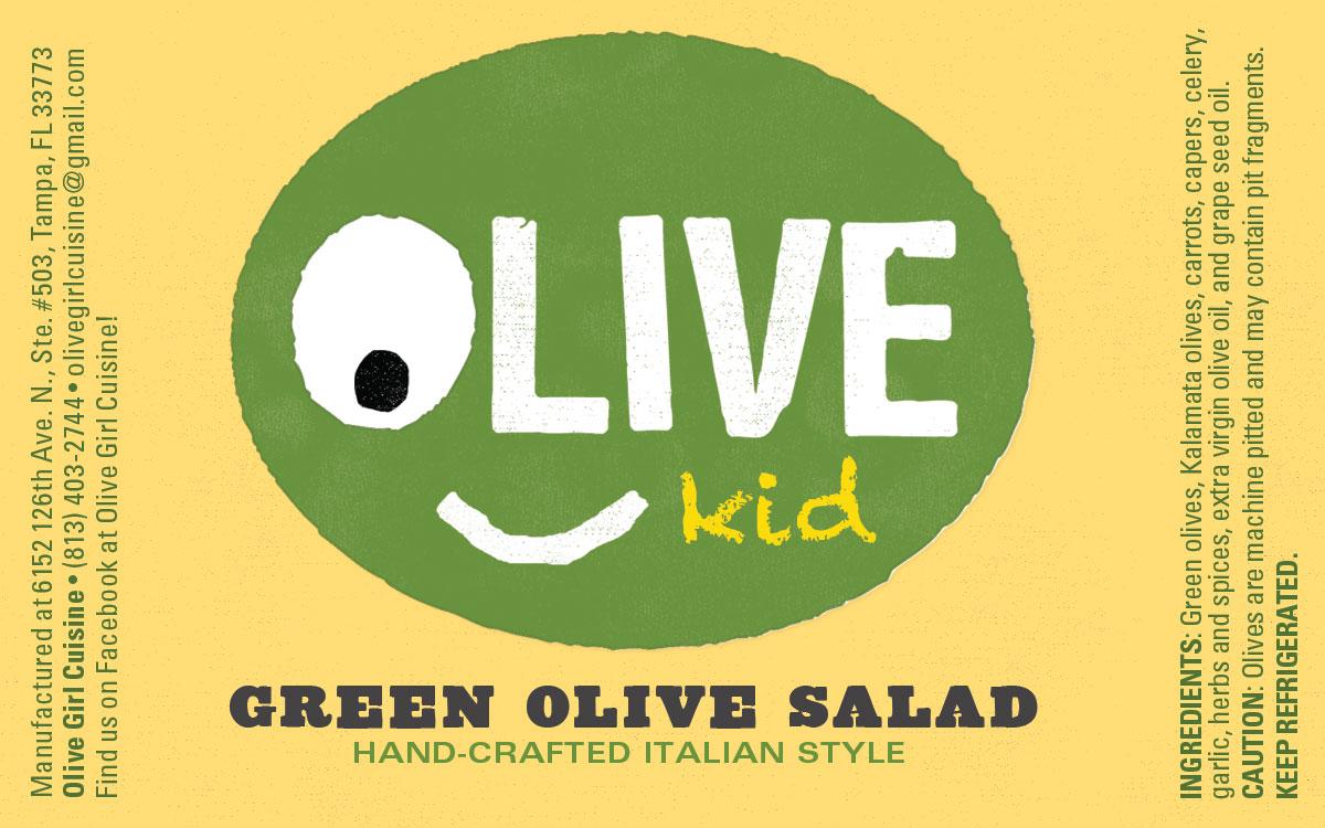 olive-kid