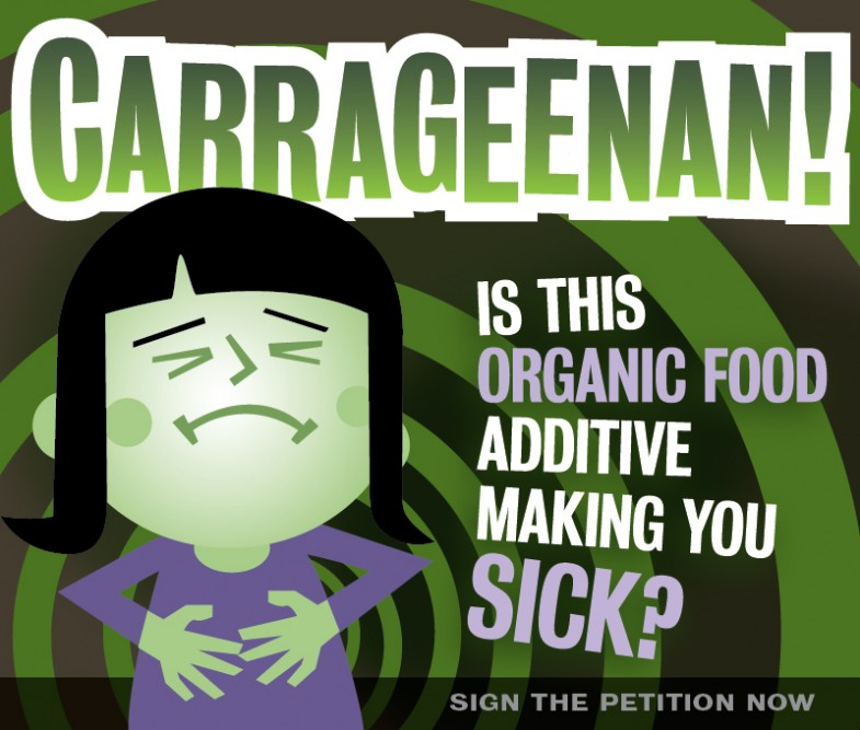 Is Carrageenan making you sick?