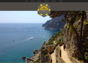 Antico Sole Website